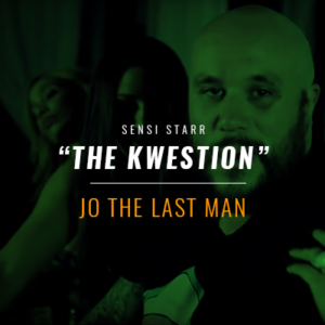 """J.O. The Last Man """"The Kwestion"""" (OFFICIAL VIDEO)"""