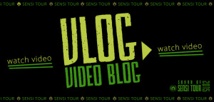 Sound of Sensi Tour 2015- VLOG