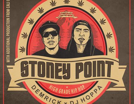 "Demrick & DJ Hoppa – ""Nobody's Safe"" Ft. Jarren Benton, SwizZz & Madchild; ""Stoney Point"" LP Drops 6/9"