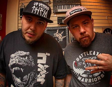 Adlib x Rob the Viking Video Blog #2 on HipHopCanada.com