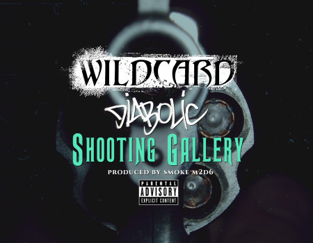 "Wildcard ""Shooting Gallery"" featuring Diabolic"