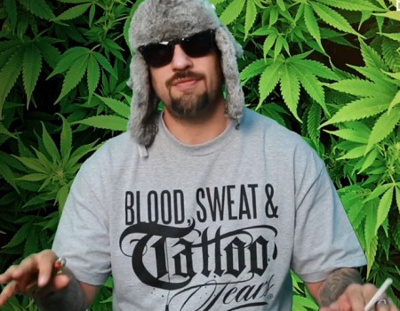 B-Real from Cypress Hill Reviews Jamba Juice Strain on BREAL TV