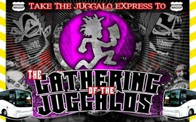 Gathering of the Juggalos 2015 Commercial Released