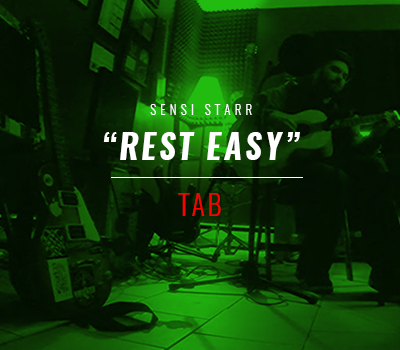 RestEasy <br>{Live Acoustic Version}