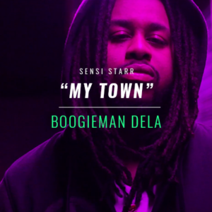 "Boogieman Dela - ""My Town"" prod by Cardiak"