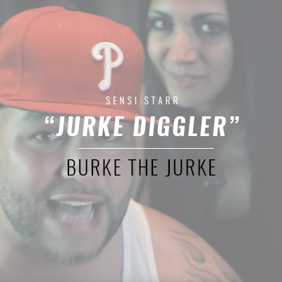 Burke The Jurke - Jurke Diggler