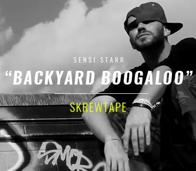 Backyard Boogaloo