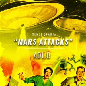"Adlib x Rob The Viking ""Mars Attacks"" featuring Sensi-Starr (Official Video)"