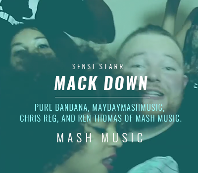 MASH Music <br> Mack Down