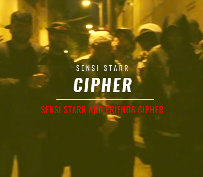 Sensi Starr and Friends Cipher