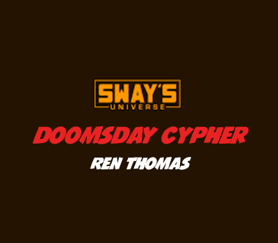 Sway's Universe Held Annual'Doomsday Cypher' With Pete Rock, Ren Thomas & More